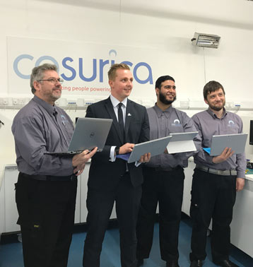 The Cosurica Team