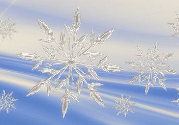 Snowflakes - hope for a White Christmas