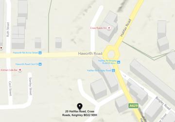 Cosurica location Cross Roads
